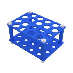 Blue Rack für Zentrifugenröhrchen 15/50 ml