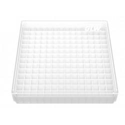 Kryoboxen aus PP 14x14 Fächer 7,5 mm