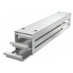 Schubladengestelle 540 mm tief, für Objektträgerboxen