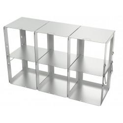 Kryoboxen-Gestelle für Schränke 420 mm tief
