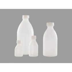 Enghalshalsflaschen aus PP, autoklavierbar