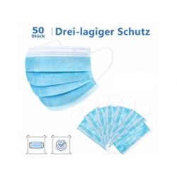 Einweg Atemschutzmaske EN149 (50 Stück)
